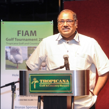 FIAM Golf Tournament 2013